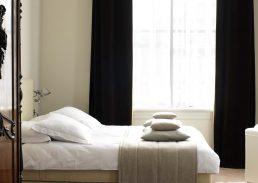 Suite Hotel Pincoffs slaapkamer