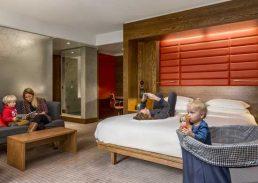 Gezinssuite Hilton The Hague babybed