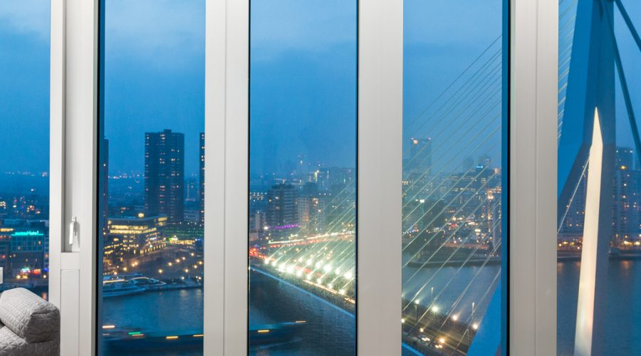 Skyline suite Rotterdam Maas