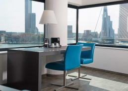 Panorama Junior suite Inntel Hotels Rotterdam Centre