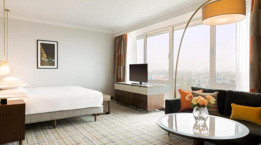 King Junior suite Hilton Amsterdam