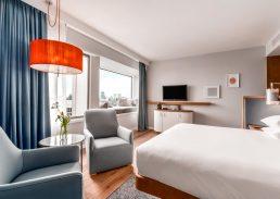 King Junior suite Hilton Rotterdam
