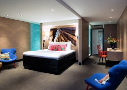 Ruime Luxe Mexico suite Hotel Schiphol A4