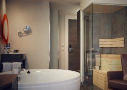 Suite Inntel Hotels Amsterdam Centre jacuzzi