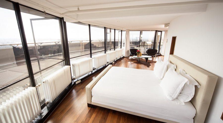Hotel Euromast suite