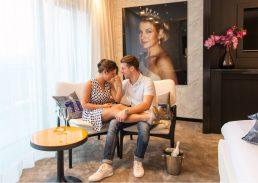 Luxe Top suite Hotel Schiphol A4