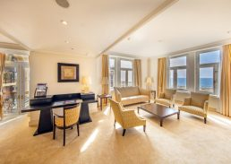 Kurhaus Scheveningen Presidential suite kamer