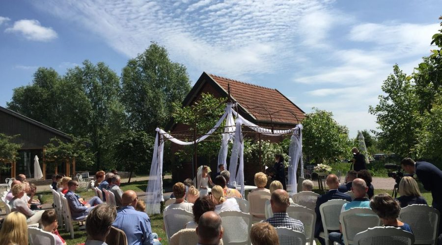 Bruidsarrangement Hotel Resort Landgoed Westerlee
