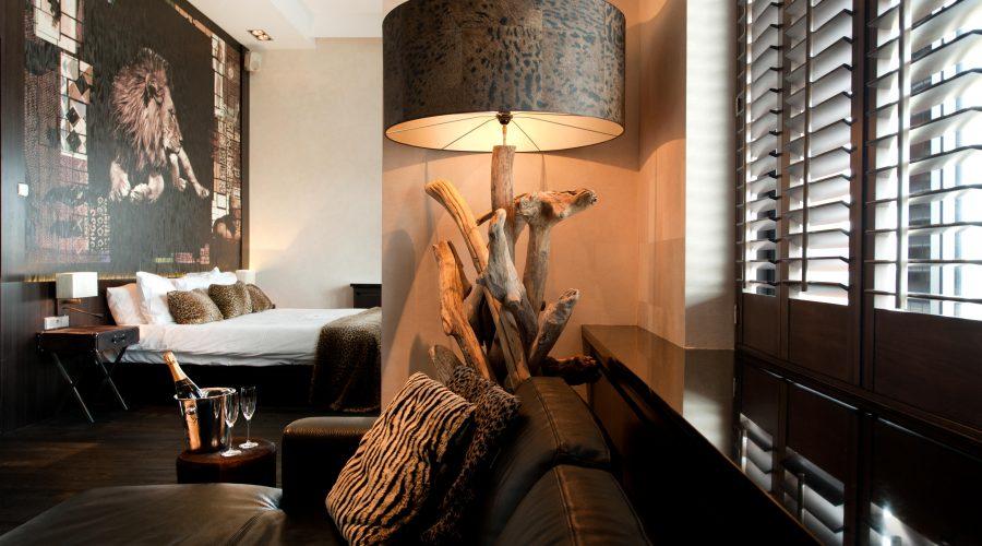 Luxe Afrika suite