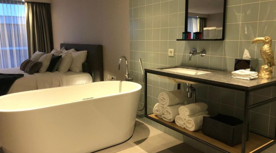 Luxe North suite Hotel Sassenheim jacuzzi