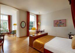 Empire suite Grand Hotel Karel V