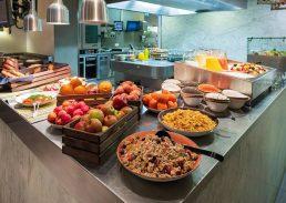 Suite Boutique Hotel Corona Den Haag ontbijt